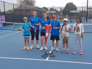 Girls Section 7 Grand Final Win